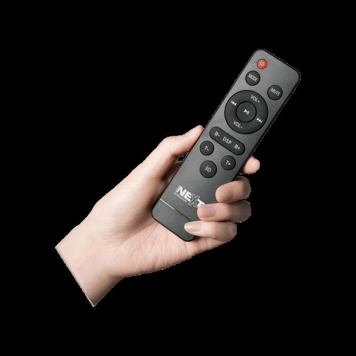 SB3 soundbar convertibil cu Bluetooth 5.0 și telecomandă 6