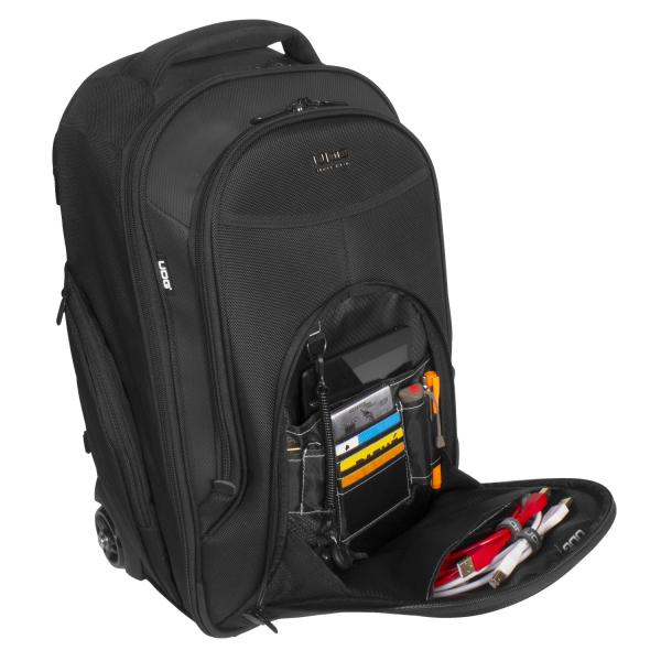 UDG Creator Wheeled Laptop Backpack 21 Version 3 Black Edition 9