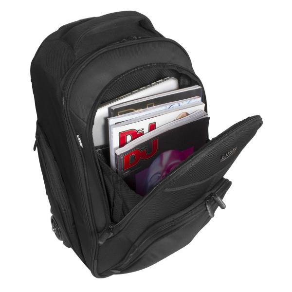UDG Creator Wheeled Laptop Backpack 21 Version 3 Black Edition 10