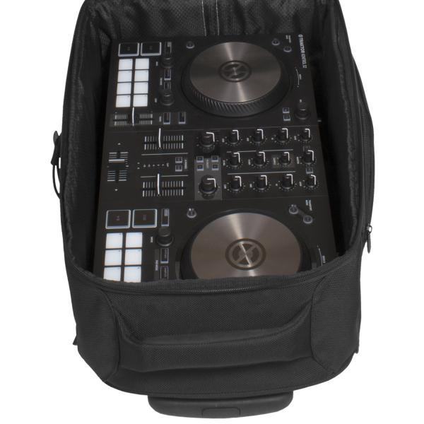 UDG Creator Wheeled Laptop Backpack 21 Version 3 Black Edition 13