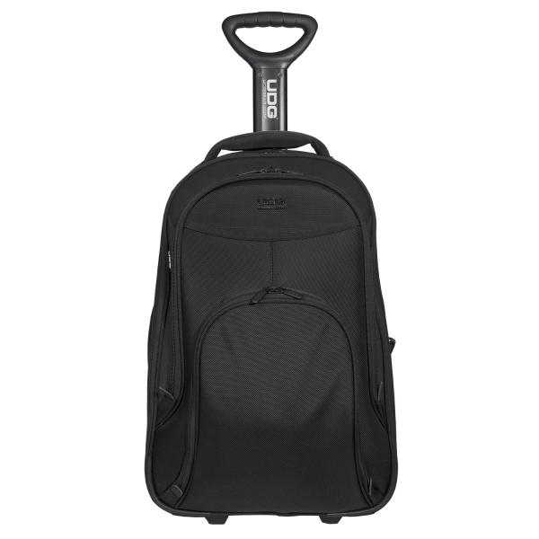 UDG Creator Wheeled Laptop Backpack 21 Version 3 Black Edition 1