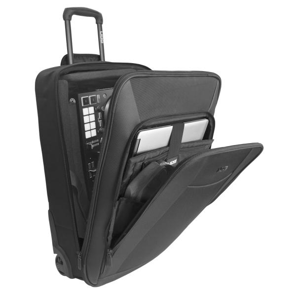 "UDG Creator Wheeled MIDI Controller Case Black 22"" 2"