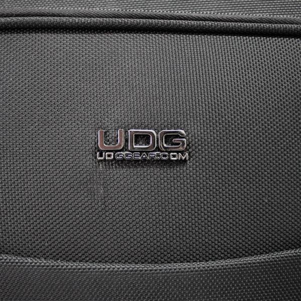 "UDG Creator Wheeled MIDI Controller Case Black 22"" 7"