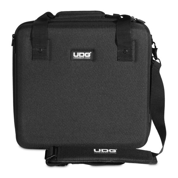 UDG Creator Pioneer XDJ-700  Numark PT01 Scratch Turntable USB Hardcase Black 0