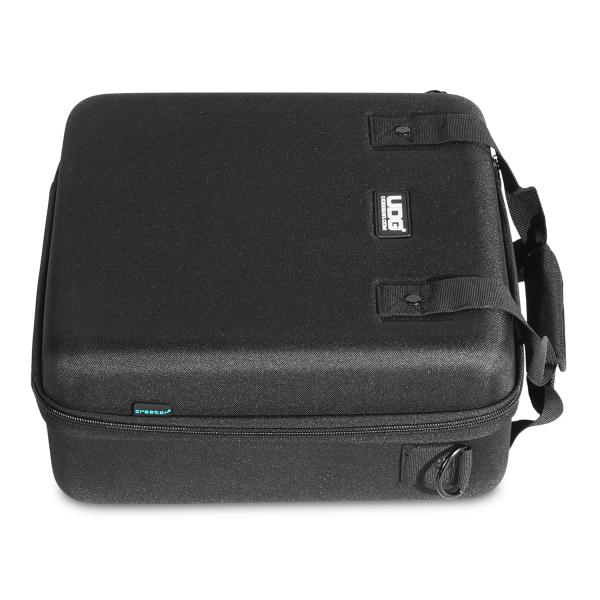 UDG Creator Pioneer XDJ-700  Numark PT01 Scratch Turntable USB Hardcase Black 10