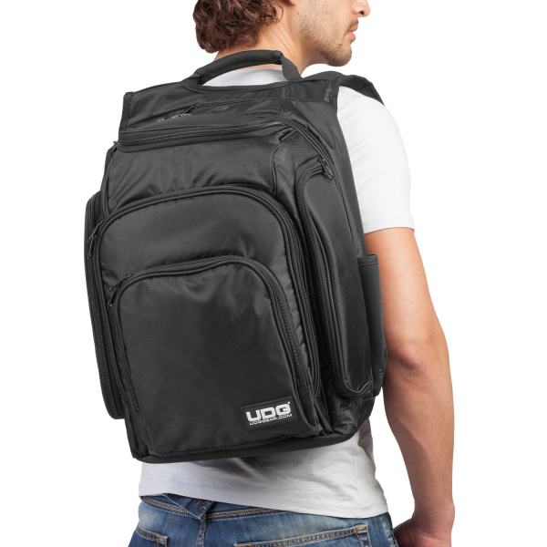 UDG Ultimate Digi Backpack Black/Orange [3]