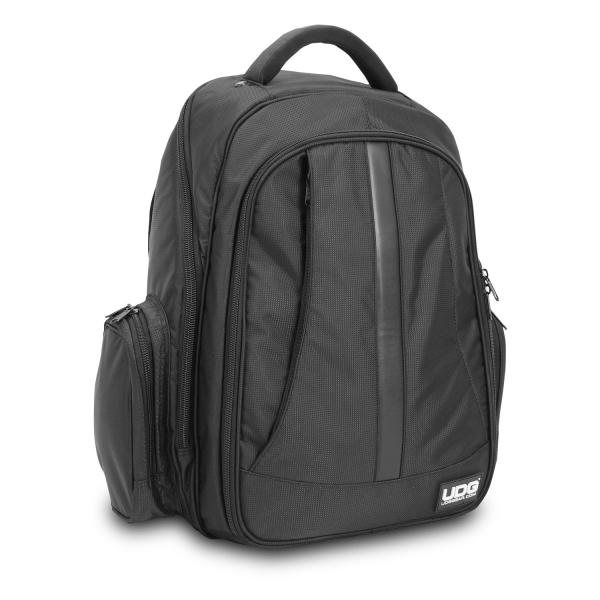 UDG Ultimate Backpack BlackOrange Inside [0]
