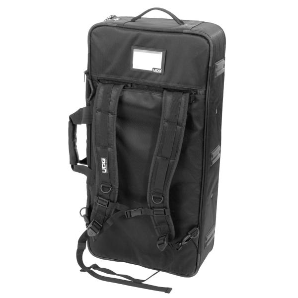 UDG Ultimate MIDI Controller Backpack Large Black/Orange Inside MK2 1