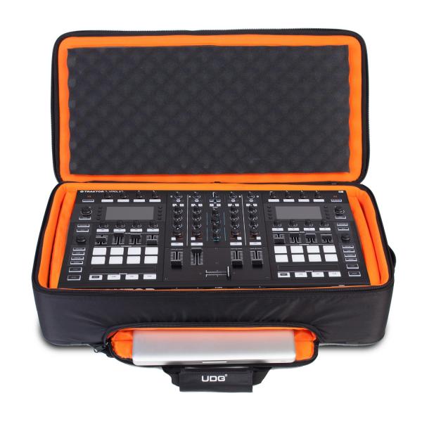 UDG Ultimate MIDI Controller Backpack Large Black/Orange Inside MK2 7