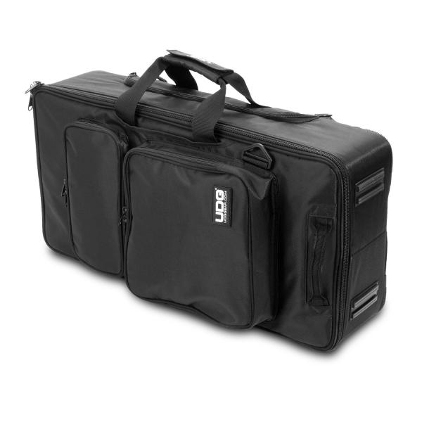 UDG Ultimate MIDI Controller Backpack Large Black/Orange Inside MK2 2