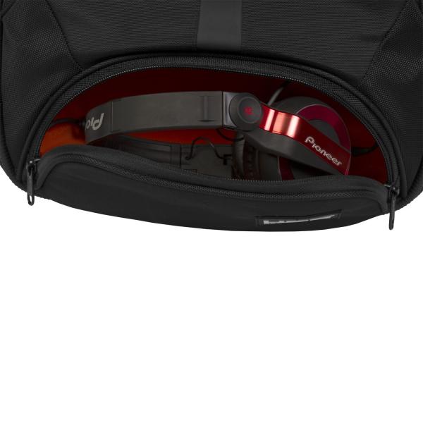 UDG Ultimate Backpack Slim BlackOrange Inside 10