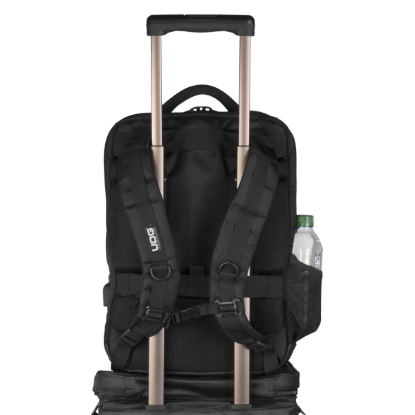 UDG Ultimate Backpack Slim BlackOrange Inside 2