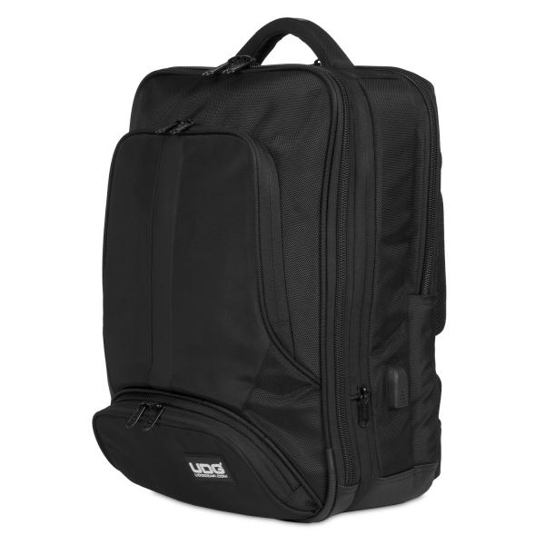 UDG Ultimate Backpack Slim BlackOrange Inside 1