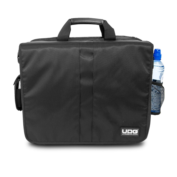 UDG Ultimate CourierBag DeLuxe Black/Orange Inside 0