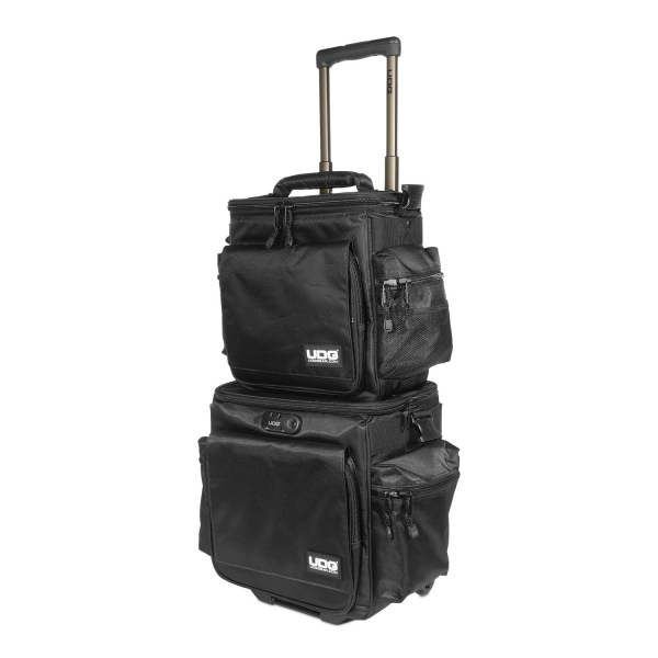 UDG Ultimate SlingBag Trolley Set DeLuxe BlackOrange Inside MK2 3