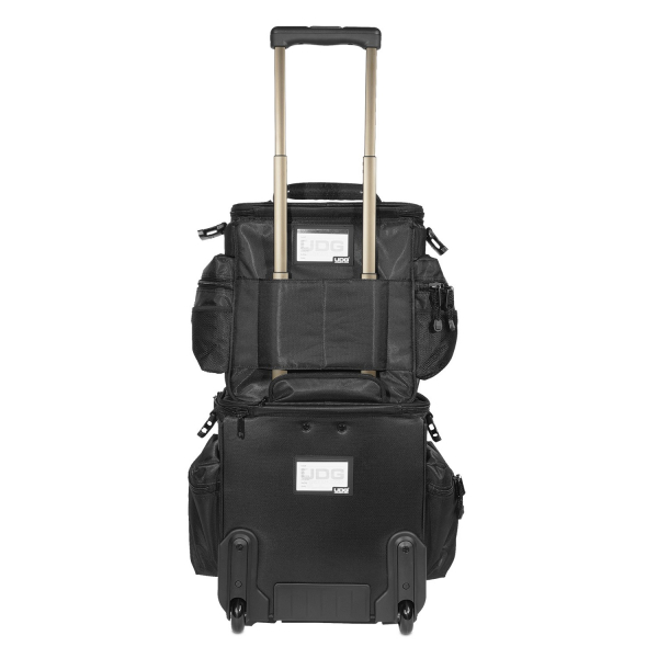 UDG Ultimate SlingBag Trolley Set DeLuxe BlackOrange Inside MK2 6