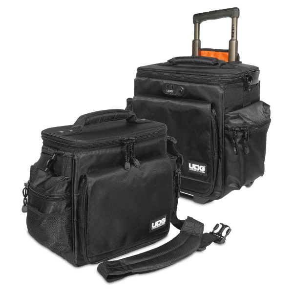 UDG Ultimate SlingBag Trolley Set DeLuxe BlackOrange Inside MK2 1