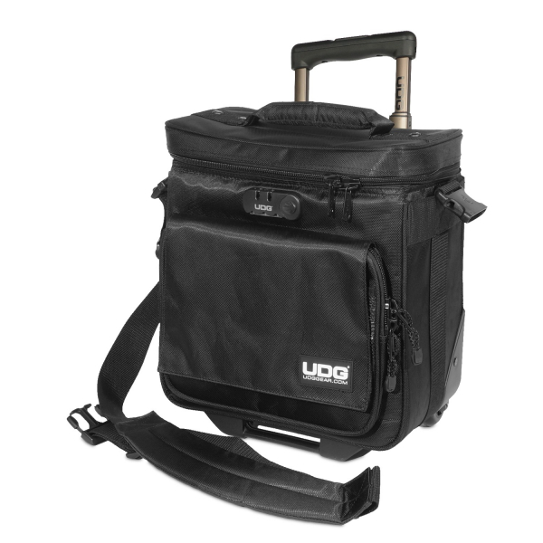 UDG Ultimate Trolley To Go Black 0