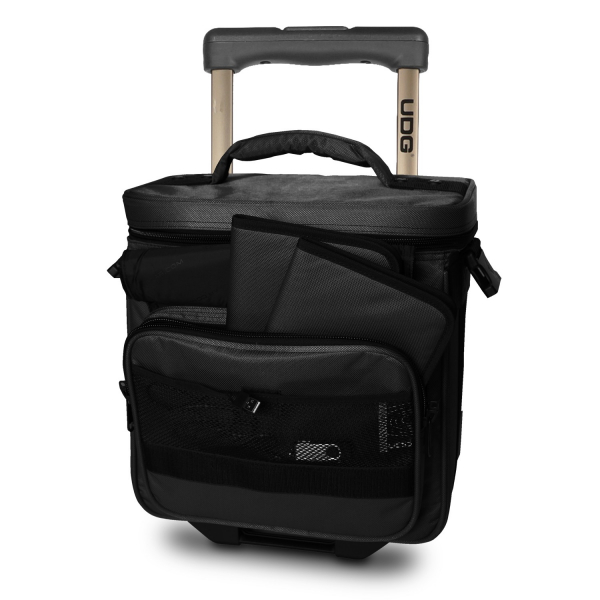 UDG Ultimate Trolley To Go Black 1