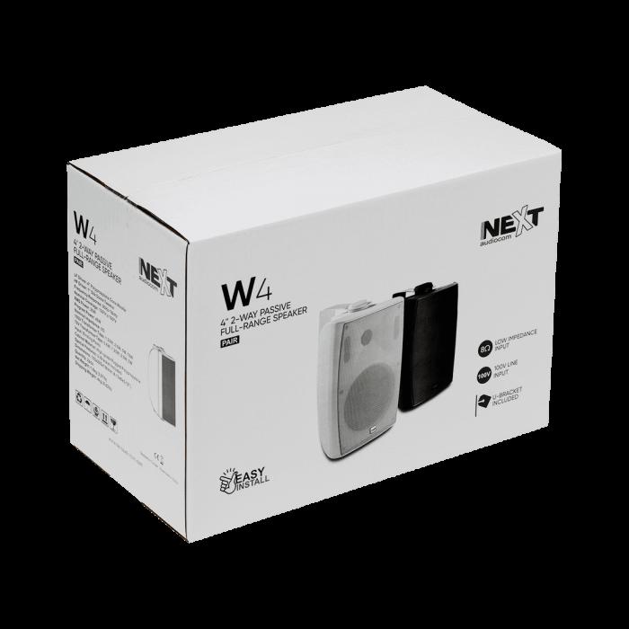 W4 set boxe de perete pentru interioare sau terase acoperite 2