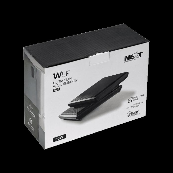 W5F set boxe de perete ultrasubțiri de 50W în 8 Ohm [1]