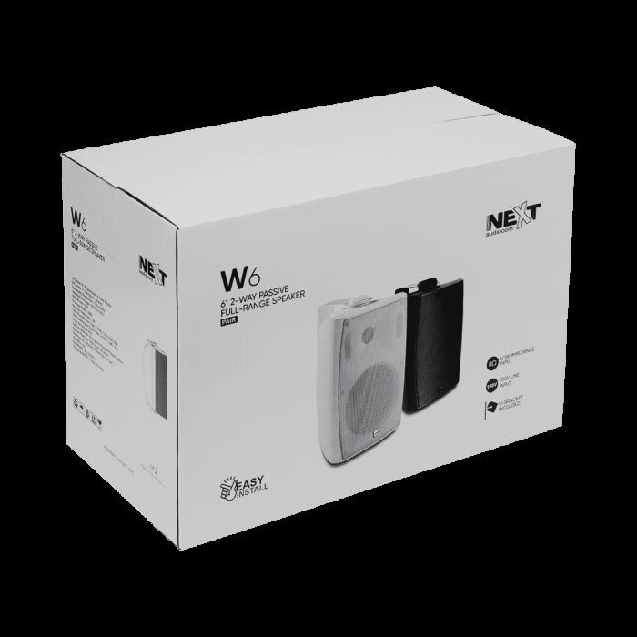 W6 set boxe de perete pentru interioare sau terase acoperite 1