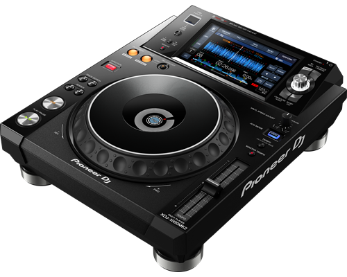 Pioneer Digital Compact Player XDJ 1000-MK2 1