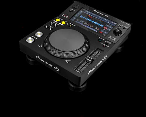 PIONEER Digital Compact Player XDJ-700 1