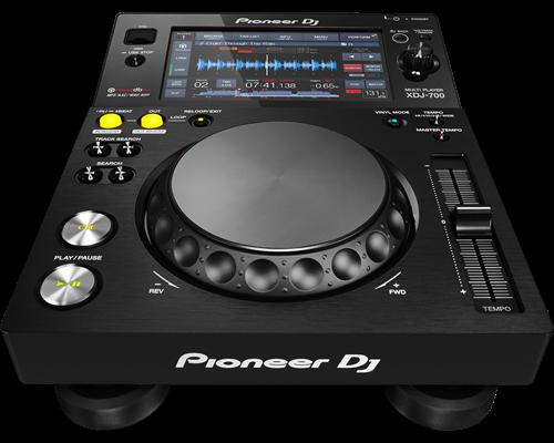 PIONEER Digital Compact Player XDJ-700 2