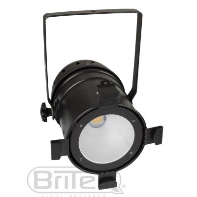 PAR LED Briteq COB PAR56-100WW BLACK0