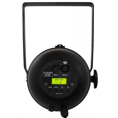 PAR LED Briteq COB PAR56-100WW BLACK1