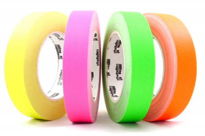 Gafer.pl banda adeziva diverse culori 48mm x 25m material textil [3]
