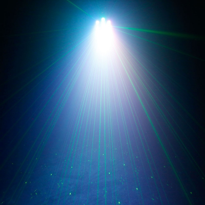 Efect LED Cameo Flat Storm9