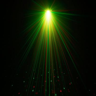 Efect LED Cameo Flat Storm10