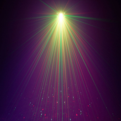 Efect LED Cameo Flat Storm11