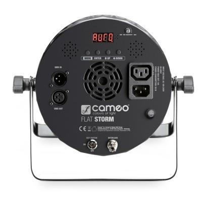 Efect LED Cameo Flat Storm3