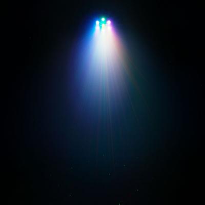 Efect LED Cameo Flat Storm7