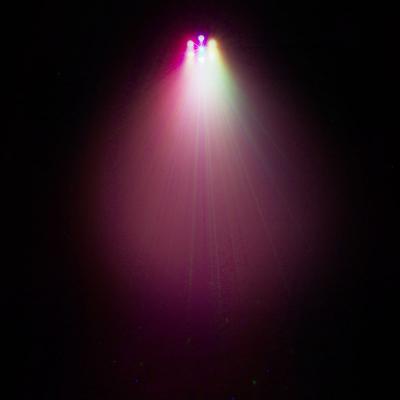 Efect LED Cameo Flat Storm8