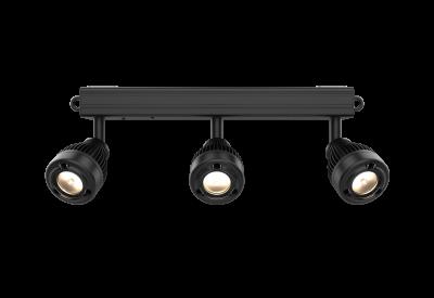 Chauvet EZbar Bara cu 3 Pin Spot LED de 5W tip WW cu acumulator si telecomanda IRC inclusa1