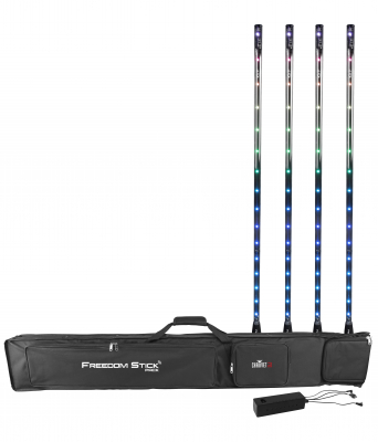 Chauvet Freedom Stick Pack0