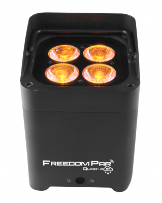 Chauvet Freedom Par Quad-4 IP0