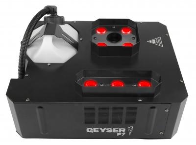CHAUVET DJ Geyser P7 Masina de ceata cu jet vertical si 7 LED de 9W RGBA+UV0