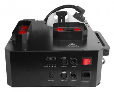 CHAUVET DJ Geyser P7 Masina de ceata cu jet vertical si 7 LED de 9W RGBA+UV1