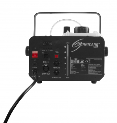 CHAUVET DJ Hurricane 1600 Masina de fum cu telecomanda si Timer4