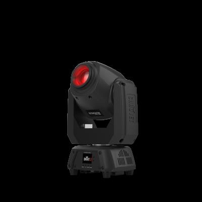CHAUVET DJ Intimidator Spot 260 Moving Head Spot cu LED de 75W 1 Prisma Focus motorizat si Zoom manual1