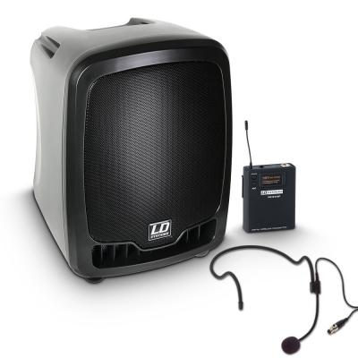 Boxa Activa Portabila cu in ear si headset LD Systems ROADBOY 65 HS0