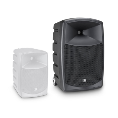 Boxa Activa Portabila cu baterii Bluetooth cu Microfon Wireless LD Systems ROADBUDDY 10 B6 [9]