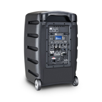 Boxa Activa Portabila cu baterii Bluetooth cu Microfon Wireless LD Systems ROADBUDDY 10 B6 [3]