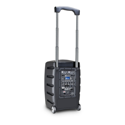 Boxa Activa Portabila cu baterie si Microfon LD Systems ROADBUDDY 10 HBH 2 B51