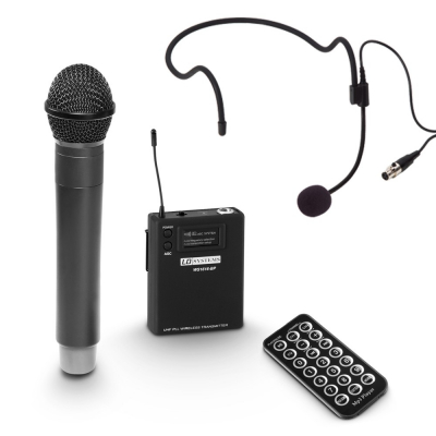 Boxa Activa Portabila cu baterie si Microfon LD Systems ROADBUDDY 10 HBH 2 B57